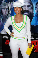 "LOS ANGELES, CA, USA - APRIL 16: LisaRaye McCoy at the Los Angeles Premiere Of Open Road Films' ""A Haunted House 2"" held at Regal Cinemas L.A. Live on April 16, 2014 in Los Angeles, California, United States. (Photo by Xavier Collin/Celebrity Monitor)"