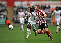 2011 08 27 Premiership Swansea City v Sunderland at the Liberty Stadium, south Wales, UK.