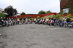 Classic Bike fundraiser for the Gary Kelly centre<br /> Picture Fran Caffrey www.newsfile.ie