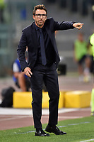 Eusebio Di Francesco Roma coach <br /> Roma 26-08-2017 Stadio Olimpico Calcio Serie A AS Roma - Inter Foto Andrea Staccioli / Insidefoto