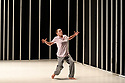 Oona Doherty's HARD TO BE SOFT, part of Dance Umbrella, at the Southbank Centre, 11 October 2019. Picture shows: Oona Doherty.