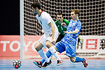 Iran vs Uzbekistan during the AFC Futsal Championship Chinese Taipei 2018 Semi Finals match at Xinzhuang Gymnasium on 09 February 2018, in Taipei, Taiwan. Photo by Yu Chun Christopher Wong / Power Sport Images