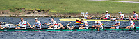 Sarasota. Florida USA.GER M8+, Celebrate Gold. Sunday Final's Day at the  2017 World Rowing Championships, Nathan Benderson Park<br /> <br /> Sunday  01.10.17   <br /> <br /> [Mandatory Credit. Peter SPURRIER/Intersport Images].<br /> <br /> <br /> NIKON CORPORATION -  NIKON D4S  lens  VR 500mm f/4G IF-ED mm. 320 ISO 1/1600/sec. f 6.3