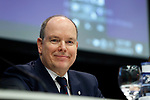 Prince Albert II of Monaco during conference 'Platform of Science-based Ocean Solutions' on the second day of the UNFCCC COP25 climate conference on December 2, 2019 in Madrid, Spain. The conference brings together world leaders, climate activists, NGOs, indigenous people and others together for two weeks in an effort to focus global policy makers on concrete steps for heading off a further rise in global temperatures. (ALTERPHOTOS/Manu R.B.)