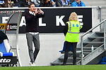14.04.2019, PreZero Dual Arena, Sinsheim, GER, 1. FBL, TSG 1899 Hoffenheim vs. Hertha BSC Berlin, <br /> <br /> DFL REGULATIONS PROHIBIT ANY USE OF PHOTOGRAPHS AS IMAGE SEQUENCES AND/OR QUASI-VIDEO.<br /> <br /> im Bild: Julian Nagelsmann (Trainer TSG Hoffenheim)<br /> <br /> Foto © nordphoto / Fabisch