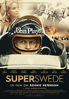 Superswede: En film om Ronnie Peterson (2017) <br /> POSTER ART<br /> *Filmstill - Editorial Use Only*<br /> CAP/KFS<br /> Image supplied by Capital Pictures
