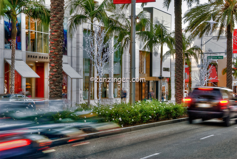 Hugo Boss, Stores, Beverly Hills, Rodeo Drive