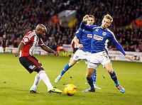 Sheffield United v Oldham 21.11.14