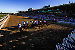 November 1, 2019: Storm the Court, ridden by Flavien Prat, wins the TVG Breeders' Cup Juvenile on Breeders' Cup World Championship Friday at Santa Anita Park on November 1, 2019: in Arcadia, California. /c30a5e//Eclipse Sportswire/CSM