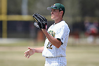 March 17, 2010:  Michael Riewer (22) of North Dakota State University Bison vs. Long Island University at Lake Myrtle Park in Auburndale, FL.  Photo By Mike Janes/Four Seam Images