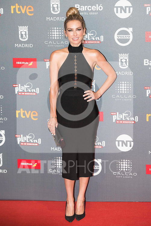 Kira Miro attends to welcome party photocall of Platino Awards 2017 at Callao Cinemas in Madrid, July 20, 2017. Spain.<br /> (ALTERPHOTOS/BorjaB.Hojas)
