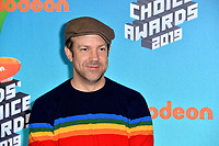 LOS ANGELES, CA. March 23, 2019:  Jason Sudeikis at Nickelodeon's Kids' Choice Awards 2019 at USC's Galen Center.<br /> Picture: Paul Smith/Featureflash