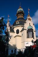 Tschechien, Prag, Hanavsky-Pavillon