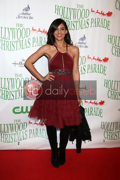 Camila Banus<br /> at the 85th Annual Hollywood Christmas Parade, Hollywood Boulevard, Hollywood, CA 11-27-16<br /> David Edwards/DailyCeleb.com 818-249-4998
