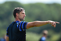 Luke Charteris of Bath Rugby. Bath Rugby pre-season training on August 8, 2018 at Farleigh House in Bath, England. Photo by: Patrick Khachfe / Onside Images