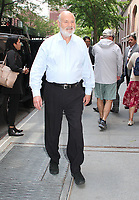 NEW YORK, NY - JUNE 7: Rob Reiner at 'The View'  in New York, New York on June 8, 2018.  <br /> CAP/MPI/RMP<br /> &copy;RMP/MPI/Capital Pictures