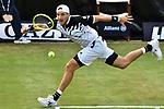 12.06.2019, Tennisclub Weissenhof e. V., Stuttgart, GER, Mercedes Cup 2019, ATP 250, Jan-Lennard STRUFF (GER) vs Miomir KECMANOVIC (SRB) <br /> <br /> im Bild Jan-Lennard STRUFF (GER)<br /> <br /> Foto © nordphoto/Mauelshagen