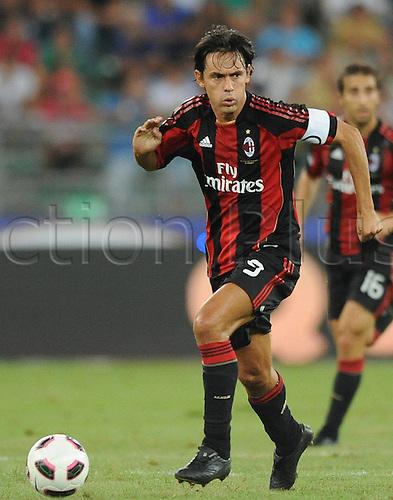 13 08 2010 Serie A - AC Milan,  Filippo Inzaghi