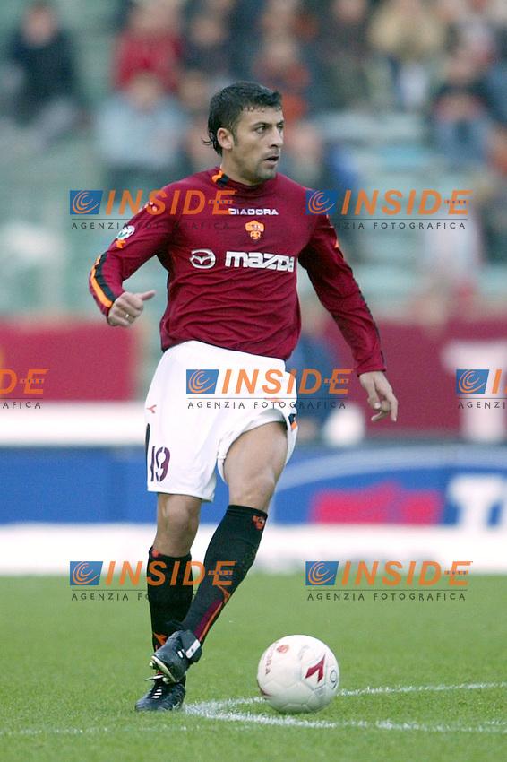 Roma 30/11/2003 <br /> Roma Lecce 3-1<br /> Walter Samuel (Roma)<br /> Foto Andrea Staccioli Insidefoto