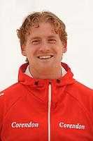 Peter Kolder.Trainer/Coach Schaatsteam Corendon..©foto Martin de Jong.