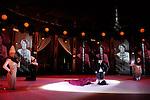 LE CIRQUE<br /> <br /> Chorégraphie : Karine Saporta<br /> Lieu : Le dansoir<br /> Ville : Fontenay sous Bois<br /> Le 12/02/14<br /> © Laurent Paillier / photosdedanse.com