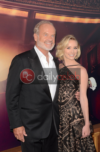 "Kelsey Grammer, Greer Grammer<br /> at ""The Last Tycoon"" Red Carpet Premiere Screening, Harmony Gold Theater, Los Angeles, CA 07-27-17<br /> David Edwards/DailyCeleb.com 818-249-4998"