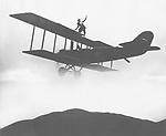 Daredevil aviatrix