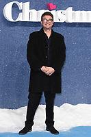 "David Livingstone<br /> arriving for the ""Last Christmas"" Premiere at the BFI Southbank, London.<br /> <br /> ©Ash Knotek  D3531 11/11/2019"