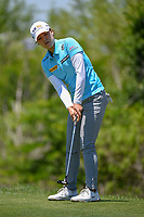 In Gee Chun (KOR) watches her putt on 1 during round 1 of  the Volunteers of America LPGA Texas Classic, at the Old American Golf Club in The Colony, Texas, USA. 5/5/2018.<br /> Picture: Golffile | Ken Murray<br /> <br /> <br /> All photo usage must carry mandatory copyright credit (&copy; Golffile | Ken Murray)