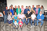 Liam Cummins Milltown and Timmy Hourigan Killarney seated centre who celebrated their 40th birthday's with their family and friends in the Killarney Avenue Hotel on Saturday night