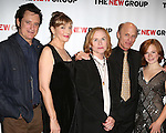 Bill Pullman, Glenne Headly, Amy Madigan, Ed Harris and Juliet Brett attend the Opening Night Party for 'the New Group Production of 'The Jacksonian' at Ktchn in The Out on November 7, 2013  in New York City.