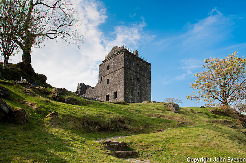 Carnasserie Castle, Kilmartin, Argyll and Bute, Scotland.