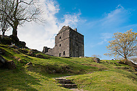 Carnasserie Castle, Kilmartin, Argyll and Bute, Scotland.