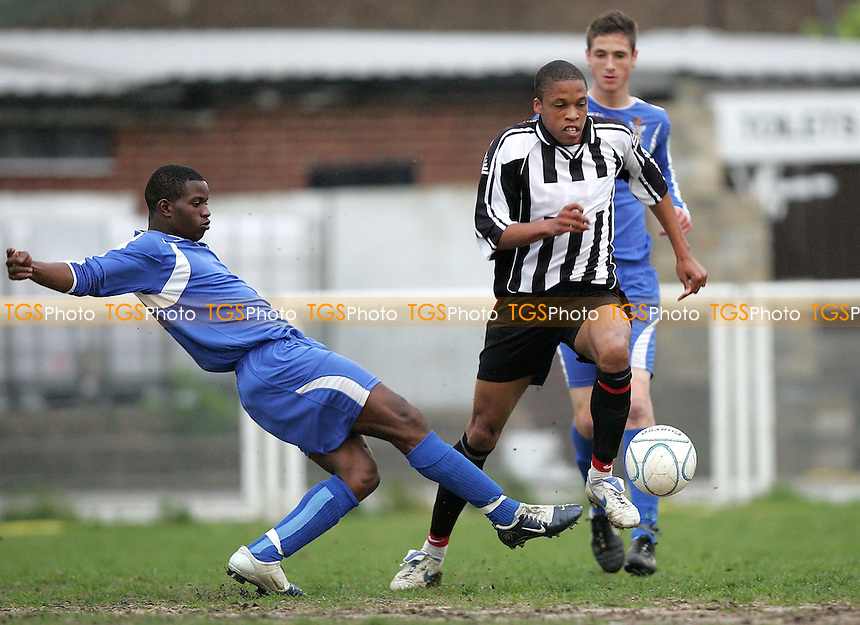 Tilbury vs Aveley - Essex Thames-side Trophy Final at Chadfields, Tilbury - 09/05/07 - MANDATORY CREDIT: Gavin Ellis/TGSPHOTO - IMAGES USED WILL BE INVOICED AT STANDARD RATES..