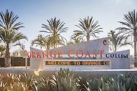 Orange Coast College in Costa Mesa