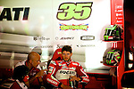 Gran Premi Monster de Catalunya in Montmeló Circuit<br /> 14/06/2014 <br /> motoGP free&Qualifyng practices<br /> cal cruchtlow<br />