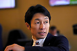 October 5, 2019, Paris (France) - Jockey Yutaka Take on October 5 at ParisLongchamp Race Course. [Copyright (c) Sandra Scherning/Eclipse Sportswire)]