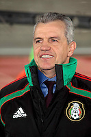 Javier Aguirre coach Mexico before the game against France