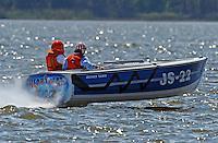 """JS-22 """"Heartbeat"""" (Jersey Speed Skiff)"""