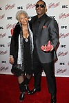 LaDonna Tittle and R. Kelly Attend Special Private Screening of the All-New Chapters of TRAPPED IN THE CLOSET With Creator and Star R. Kelly Hosted by IFC at the Sunshine Cinema, NY  11/19/12