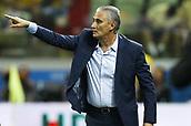 2017 Brazil Football Team Manager Tite