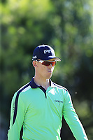 Brandon Stone (RSA) walks off the 18th tee during Friday's Round 2 of the 2018 Turkish Airlines Open hosted by Regnum Carya Golf &amp; Spa Resort, Antalya, Turkey. 2nd November 2018.<br /> Picture: Eoin Clarke | Golffile<br /> <br /> <br /> All photos usage must carry mandatory copyright credit (&copy; Golffile | Eoin Clarke)