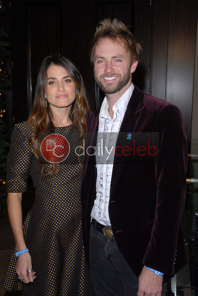 Nikki Reed, Paul McDonald<br />