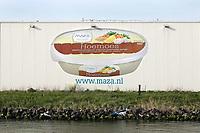 Nederland Zaandam 2018. Fabriek van MAZA in Zaandam. Mediterrane delicatessen naar Oosterse receptuur gemaakt. De producten zijn vegetarisch, halal en koosjer.    Foto Berlinda van Dam / Hollandse Hoogte
