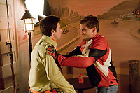 Sex Drive (2008) <br /> James Marsden &amp; Josh Zuckerman<br /> *Filmstill - Editorial Use Only*<br /> CAP/MFS<br /> Image supplied by Capital Pictures