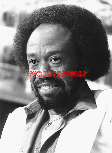 EARTH WIND & FIRE Maurice White 1979.© Chris Walter.