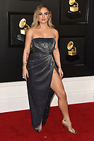 LOS ANGELES - JAN 26:  Jojo at the 62nd Grammy Awards at the Staples Center on January 26, 2020 in Los Angeles, CA