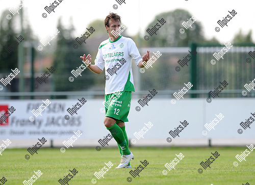 2012-07-22 / Voetbal / seizoen 2012-2013 / Dessel Sport / Gregory Willems..Foto: Mpics.be