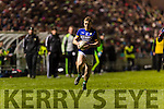 Peter Crowley Kerry in action against  Mayo in the National Football league at Austin Stack Park, Tralee on Saturday night.
