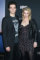 """LOS ANGELES - JUN 5:  Braeden Wright, Lola Lennox at the """"Ice on Fire"""" HBO Premiere at the LACMA Bing Theater on June 5, 2019 in Los Angeles, CA"""